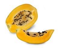 papaya καρπού Στοκ Φωτογραφίες