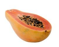 Papaya φρούτα στοκ εικόνα με δικαίωμα ελεύθερης χρήσης