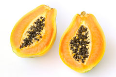 Papaya 01 Royaltyfri Bild