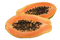 Papaya Stock Photography