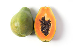 Papaya. Royalty Free Stock Images