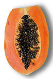 papaya Arkivfoto