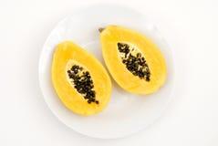 Papaya Stock Photo