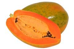 Papaya. Stock Image