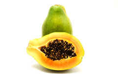 papaya Royaltyfri Foto