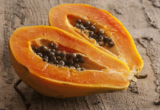 Free Papaya Royalty Free Stock Photo - 33799905