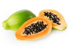 Papaya στοκ φωτογραφία με δικαίωμα ελεύθερης χρήσης