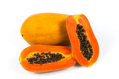 papaya Lizenzfreie Stockfotos