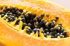 papaya Foto de Stock