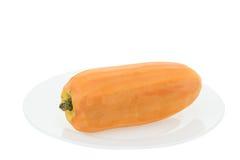 papaya Imagen de archivo libre de regalías