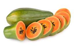 papaya Στοκ εικόνες με δικαίωμα ελεύθερης χρήσης