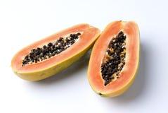 papaya lizenzfreie stockbilder
