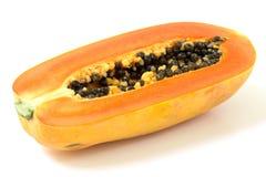 papaya Lizenzfreies Stockfoto