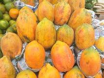Papaya Stock Image