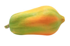 Papaya colorfull Lizenzfreie Stockfotos