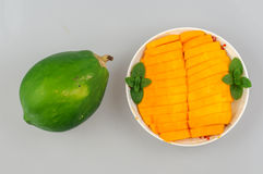 Papaya Stock Photography