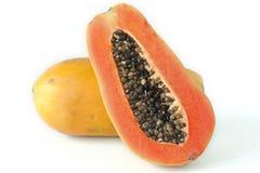 Papaya fruit. Royalty Free Stock Photo