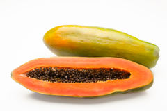 Papaya fruit. Royalty Free Stock Image