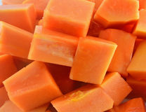 Papaya fruit for a healthy Stock Photography