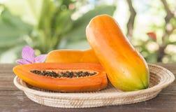Papaya Stock Images