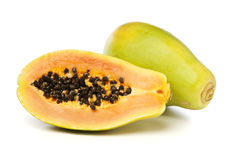 Papaya Fruits  Royalty Free Stock Image