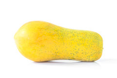 Papaya fruits ripe Stock Images