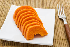 Papaya fruits Royalty Free Stock Photography