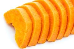 Papaya fruits Royalty Free Stock Images