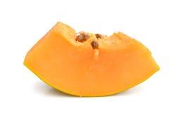 Papaya. Isolated Stock Photos