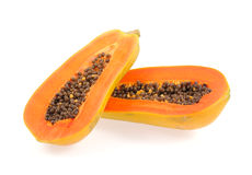 Papaya Stock Photo