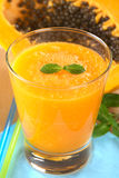 Papaya Juice Stock Images