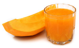 Papaya Juice Stock Photography
