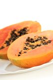 Papaya. Royalty Free Stock Image