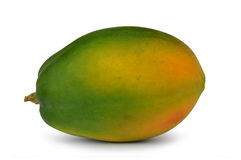 Papaya or paw-paw Stock Photo