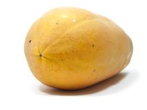Papaya, pawpaw  Στοκ φωτογραφία με δικαίωμα ελεύθερης χρήσης