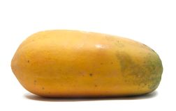 Papaya, pawpaw  Royalty Free Stock Photo