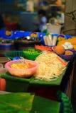 Papaya salad ingredient Royalty Free Stock Photos