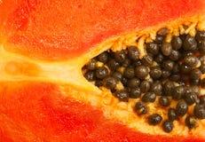 Papaya suave fotos de archivo