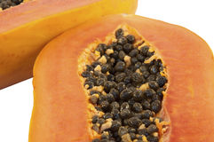 Papaya Royalty Free Stock Photo