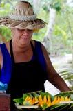 Papaya Tropical Fruit Stock Photo