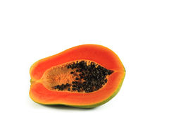 Papayafrukt Arkivbilder