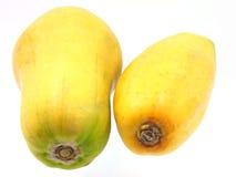 Papayas Royaltyfri Foto
