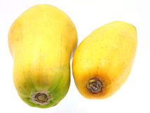 Papayas Lizenzfreies Stockfoto