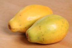 Papayas Lizenzfreie Stockfotografie