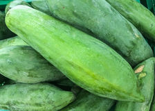 Papayas Stock Photography