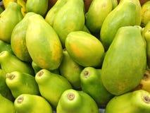 Papayas Stock Image