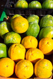 Papayas and Mangoes Royalty Free Stock Image
