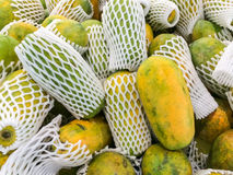 Papayas Royalty Free Stock Images