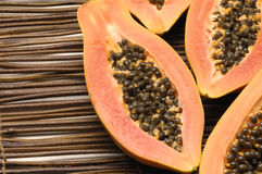 Papaye images stock