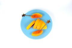 papaye Images libres de droits